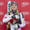 Vonn crashes while training at Soelden ahead of World Cup opener