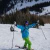 Park City's Sundance Film Festival … as a skier