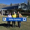 Vail's Expresso run renamed 'Slifer Express' to honor Rod and Beth Slifer
