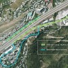 Vail frontage roads reopen to two-way traffic