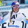 Vonn returns to racing action, taking 13th in Austrian downhill