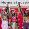 Stuhec wins Aspen downhill as Vonn takes second