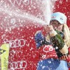 Shiffrin claims slalom globe with scrappy Squaw Valley win
