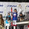 Vail's Johnson lands on first World Cup singles mogul podium