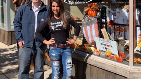Lauren Boebert: Second Amendment warrior or QAnon Karen?