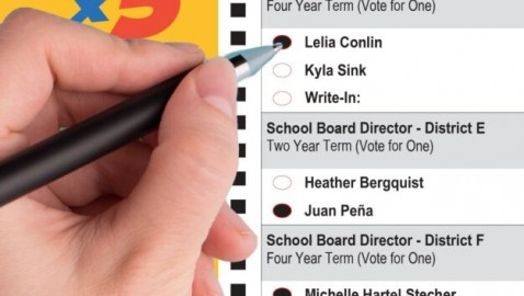 The three R's that don't belong in school board races: religion, racism, radical politics