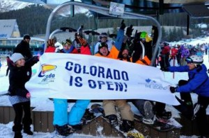 Arapahoe Basin opens for season