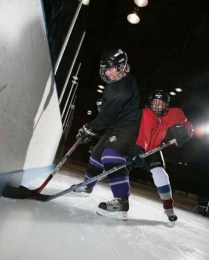 women's college hockey tournament in Vail