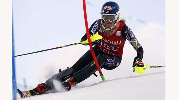 Shiffrin wins in Levi