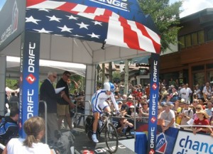 Vail Pass time trial