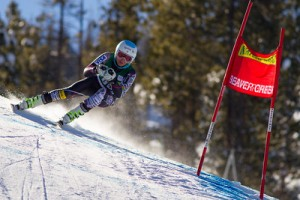 Julia Mancuso at Beaver Creek
