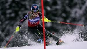 Mikaela Shiffrin wins sixth slalom
