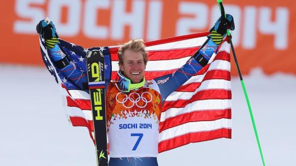 Ted Ligety gets GS gold