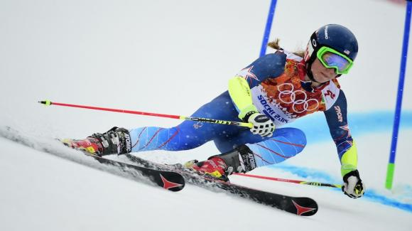 Shiffrin fifth in Olympic GS