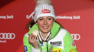 Mikaela Shiffrin wins gold