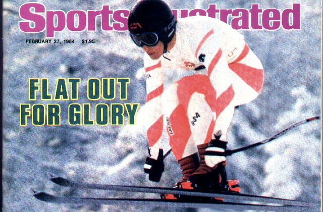 Bill Johnson Sports Illustrated 1984