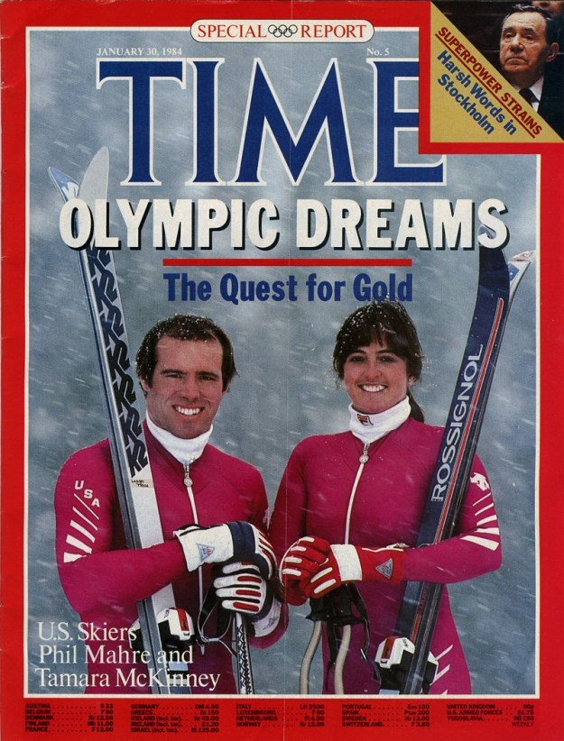 time magazine cover 1984