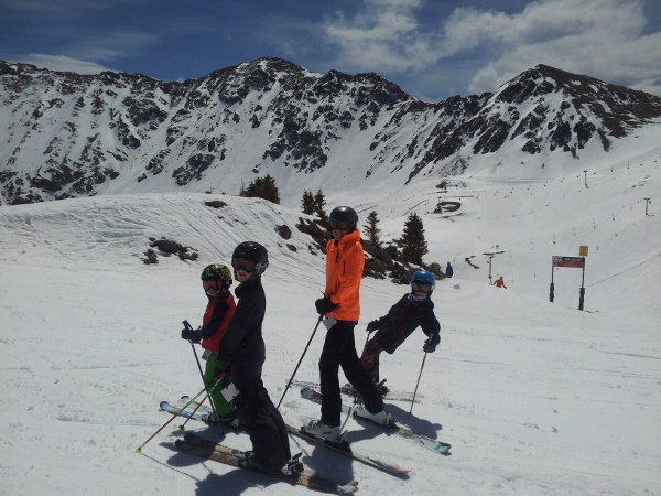 Arapahoe Basin still open