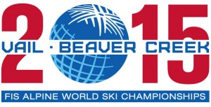 2015 World Championships logo