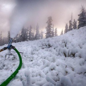 Copper Mountain snowmaking