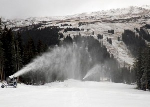 Loveland Snowmaking 1