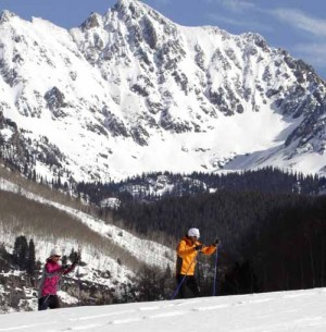 Vail Nordic Ski Center