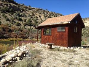 spencer's cabin colorado river