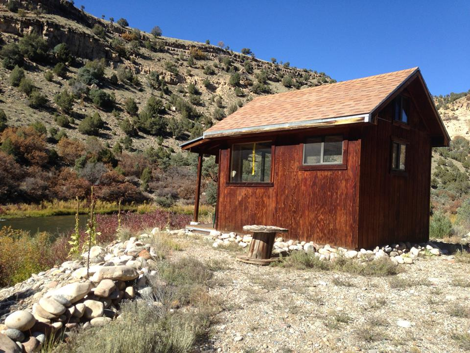 Eagle county acquires spencer 39 s cabin parcel along for Cabins for rent near vail colorado