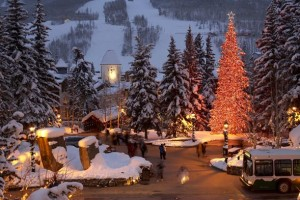 vail tree lighting