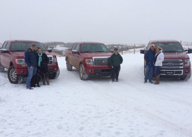 3 Generations of Ford Owners (2)