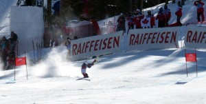 Bode Miller crash