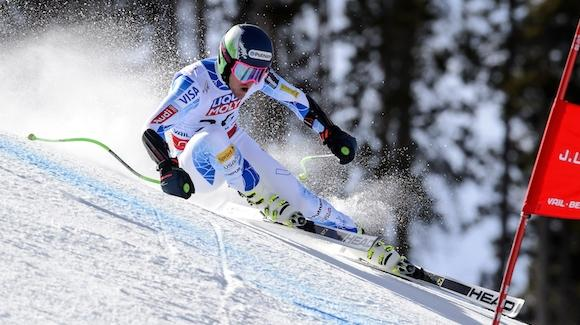 Ted Ligety super-G