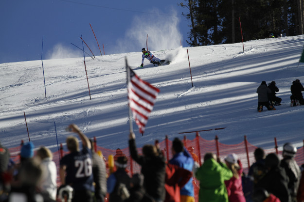 ted ligety gets 3rd in combined