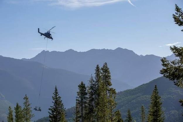 avanti helicopter