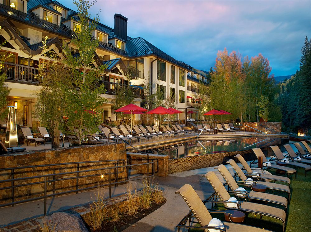 Vail Colorado Resort And Spa