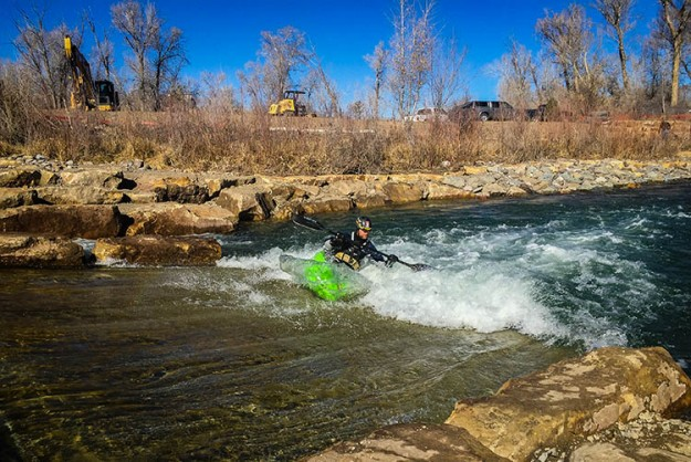 montrose whitewater park