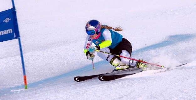 vonn training this week