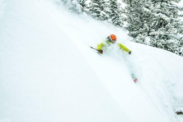 Vail Mountain powder