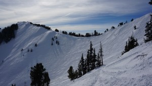 Jupiter Bowl at Park City.