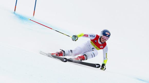 Mikaela Shiffrin wins nationals GS