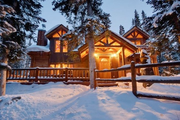 Colorado ski town homes