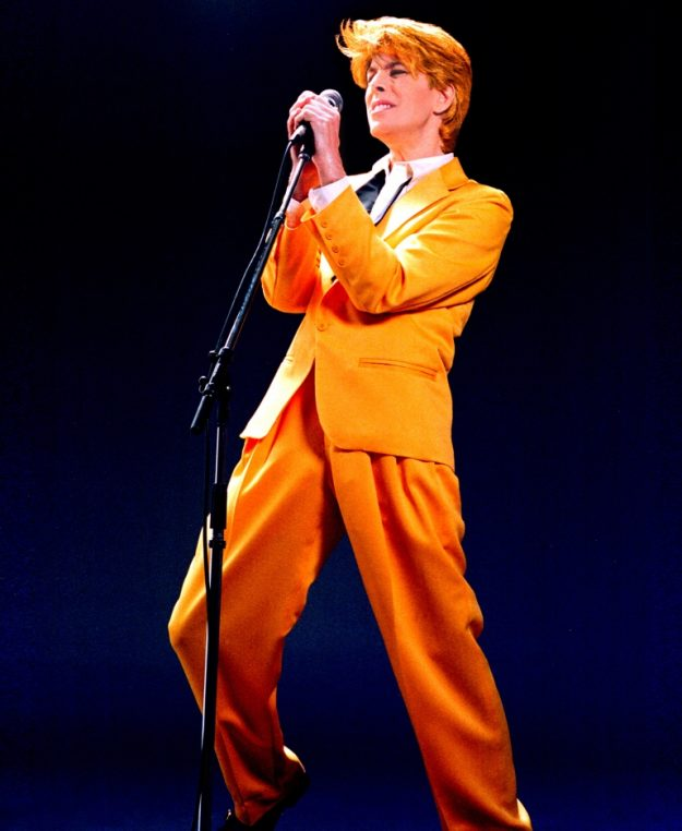 DAVID BRIGHTON as DAVID BOWIE sm