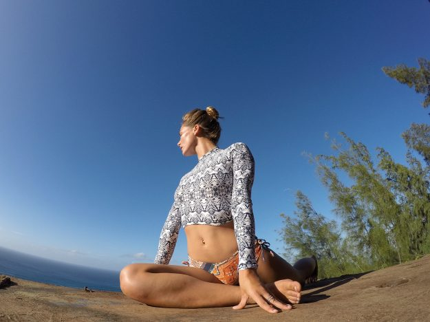 Yoga Girl Experience