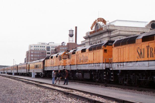 Denver Ski Train