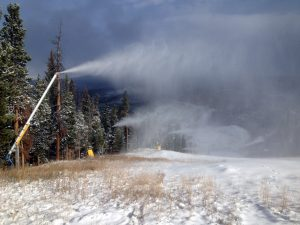 Keytone snowmaking