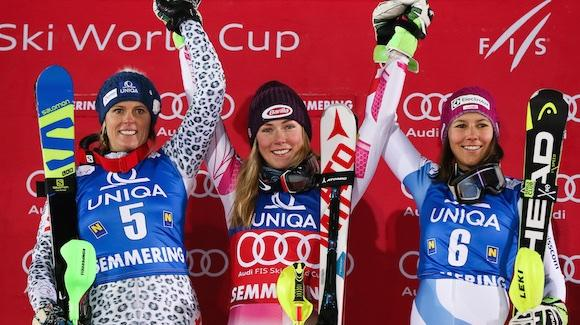 shiffrin podium