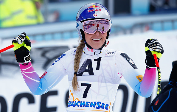 lindsey vonn is back
