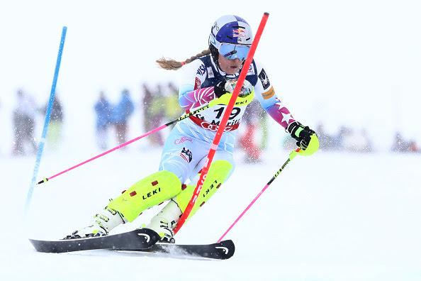 World Cup victor Lara Gut tears ACL in training crash