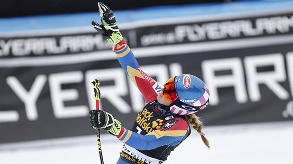 shiffrin celebration