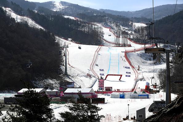 pyeonchang olympics